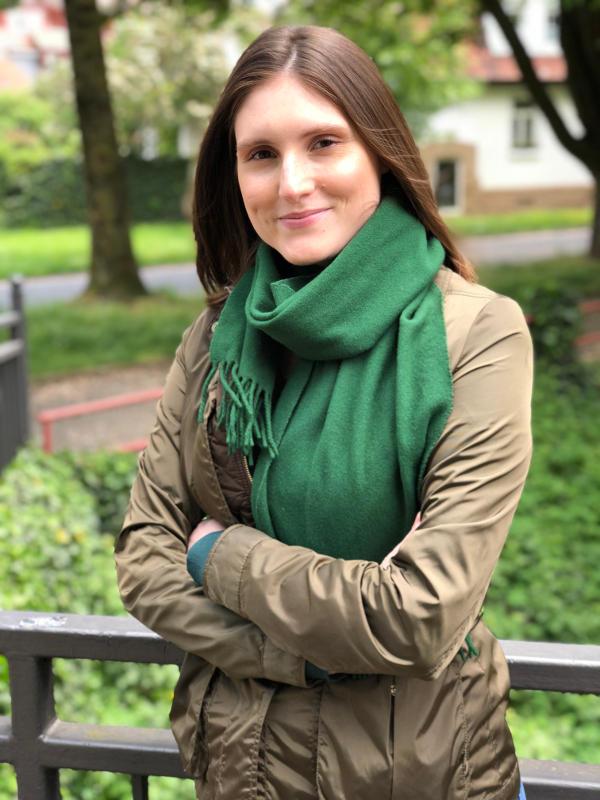 Aleksandra Dzięgielewska Fulbright